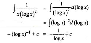 Samacheer Kalvi 12th Business Maths Solutions Chapter 2 Integral Calculus I Ex 2.3 Q7