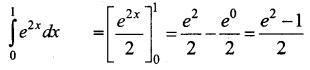 Samacheer Kalvi 12th Business Maths Solutions Chapter 2 Integral Calculus I Ex 2.8 I Q1