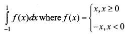 Samacheer Kalvi 12th Business Maths Solutions Chapter 2 Integral Calculus I Ex 2.8 II Q3