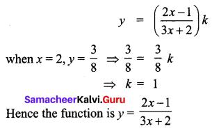 Samacheer Kalvi 12th Business Maths Solutions Chapter 3 Integral Calculus II Ex 3.2 Q2.2