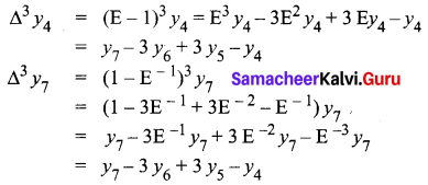Samacheer Kalvi 12th Business Maths Solutions Chapter 5 Numerical Methods Additional Problems II Q5