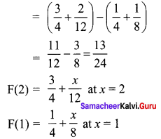 Samacheer Kalvi 12th Business Maths Solutions Chapter 6 Random Variable and Mathematical Expectation Miscellaneous Problems Q2.1