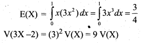 Samacheer Kalvi 12th Business Maths Solutions Chapter 6 Random Variable and Mathematical Expectation Miscellaneous Problems Q9.1
