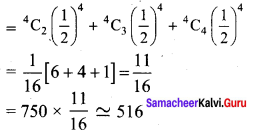 Samacheer Kalvi 12th Business Maths Solutions Chapter 7 Probability Distributions Ex 7.1 Q13.1