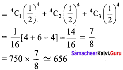 Samacheer Kalvi 12th Business Maths Solutions Chapter 7 Probability Distributions Ex 7.1 Q13.2