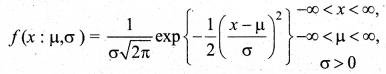 Samacheer Kalvi 12th Business Maths Solutions Chapter 7 Probability Distributions Ex 7.3 Q1