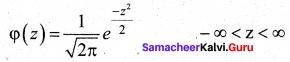 Samacheer Kalvi 12th Business Maths Solutions Chapter 7 Probability Distributions Ex 7.3 Q2