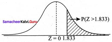 Samacheer Kalvi 12th Business Maths Solutions Chapter 7 Probability Distributions Ex 7.3 Q5