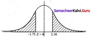 Samacheer Kalvi 12th Business Maths Solutions Chapter 7 Probability Distributions Ex 7.4 Q20