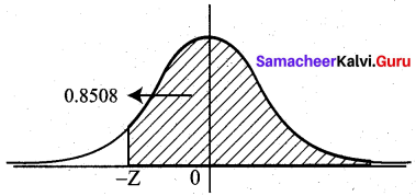 Samacheer Kalvi 12th Business Maths Solutions Chapter 7 Probability Distributions Ex 7.4 Q26