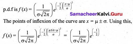 Samacheer Kalvi 12th Business Maths Solutions Chapter 7 Probability Distributions Ex 7.4 Q4