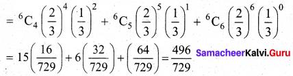 Samacheer Kalvi 12th Business Maths Solutions Chapter 7 Probability Distributions Ex 7.4 Q9