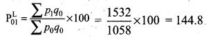 Samacheer Kalvi 12th Business Maths Solutions Chapter 9 Applied Statistics Ex 9.2 10