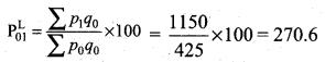 Samacheer Kalvi 12th Business Maths Solutions Chapter 9 Applied Statistics Ex 9.2 14
