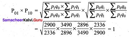 Samacheer Kalvi 12th Business Maths Solutions Chapter 9 Applied Statistics Ex 9.2 32