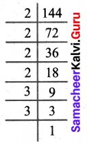 Samacheer Kalvi 6th Maths Solutions Term 2 Chapter 1 Numbers Ex 1.1 Q11.5