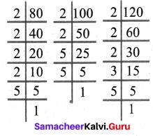 Samacheer Kalvi 6th Maths Book Term 2 Chapter 1 Numbers Ex 1.2