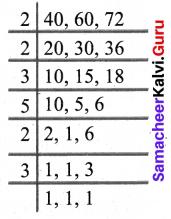 Samacheer Kalvi 6th Standard Maths Solutions Term 2 Chapter 1 Numbers Ex 1.2