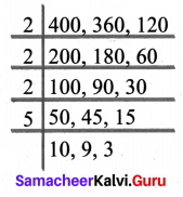 Samacheer Kalvi 6th Maths Solutions Term 2 Chapter 1 Numbers Ex 1.3 Q8
