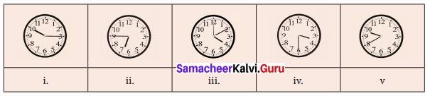 Samacheer Kalvi 6th Maths Book Solutions Term 2 Chapter 2 Measurements Ex 2.2