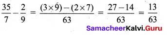 Samacheer Kalvi 6th Maths Solutions Term 3 Chapter 1 Fractions Ex 1.1 23