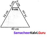 Samacheer Kalvi 6th Maths Solutions Term 3 Chapter 3 Perimeter and Area Ex 3.2 1