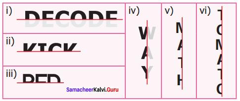 Samacheer Kalvi 6th Maths Solutions Term 3 Chapter 4 Geometry Ex 4.1 53