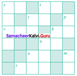 Samacheer Kalvi 6th Maths Term 1 Chapter 2 Introduction to Algebra Ex 2.3 Q7