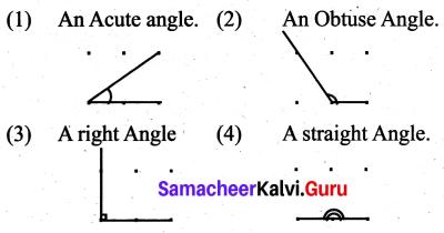 Samacheer Kalvi 6th Maths Term 1 Chapter 4 Geometry Ex 4.2 Q1.1
