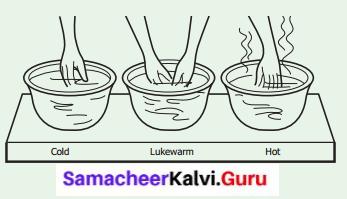 Heat Lesson For Class 6 Samacheer Kalvi Term 2 Chapter 1
