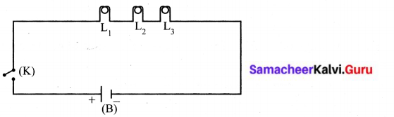 Samacheer Kalvi 6th Guide Science Term 2 Chapter 2 Electricity
