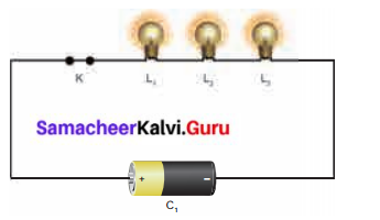 Samacheer Kalvi 6th Science Solutions Term 2 Chapter 2 Electricity 23
