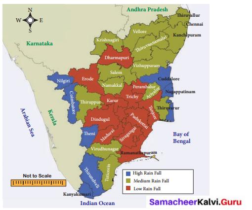 6th Standard Samacheer Kalvi Science 3rd Term Chapter 2 Water