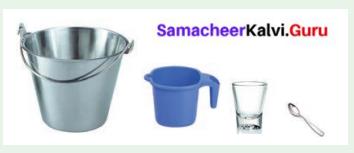 Samacheer Kalvi 6th Standard Science Third Term Chapter 2 Water