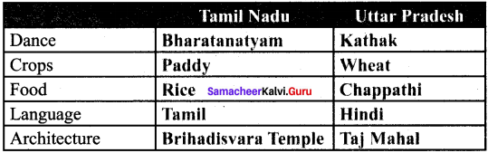 Samacheer Kalvi Guru 6th Social Science Civics Solutions Term 1 Chapter 1 Understanding Diversity