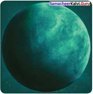 The Universe And Solar System Book Back Answers Samacheer Kalvi 6th Social Science Geography Solutions Term 1 Chapter 1