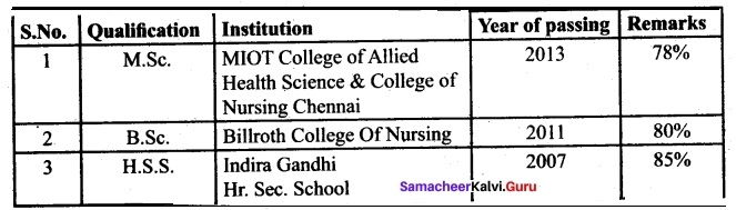 Tamil Nadu 11th English Previous Year Question Paper March 2019 2