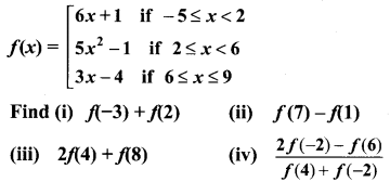 10th Maths 1.4 Samacheer Kalvi Chapter 1 Relations And Functions