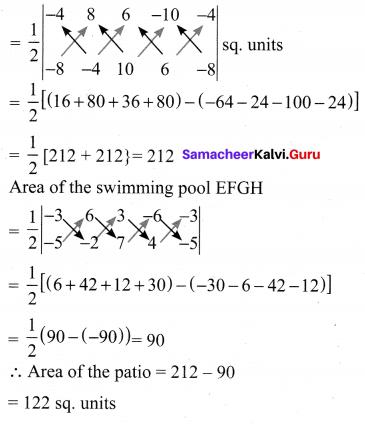Samacheer Kalvi 10th Maths Chapter 5 Coordinate Geometry Ex 5.1 60