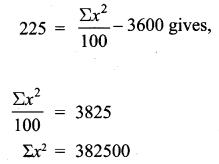 Samacheer Kalvi 10th Maths Chapter 8 Statistics and Probability Ex 8.1 24