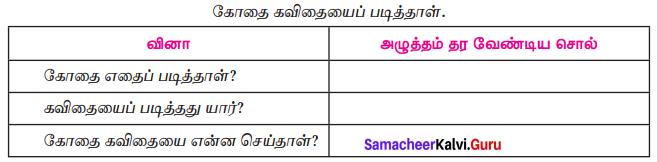 Samacheer Kalvi 7th Tamil Solutions Term 1 Chapter 1.5 குற்றியலுகரம், குற்றியலிகரம் - 000