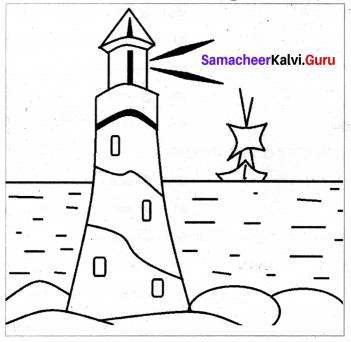 Samacheer Kalvi 7th Tamil Solutions Term 2 Chapter 1.1 கலங்கரை விளக்கம் - 1