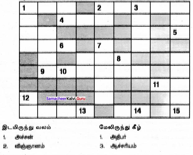 Samacheer Kalvi 7th Tamil Solutions Term 2 Chapter 1.5 இலக்கியவகைச் சொற்கள் - 2