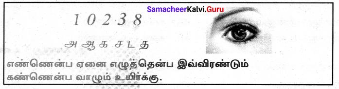 Samacheer Kalvi 7th Tamil Solutions Term 2 Chapter 3.6 திருக்குறள் - 2
