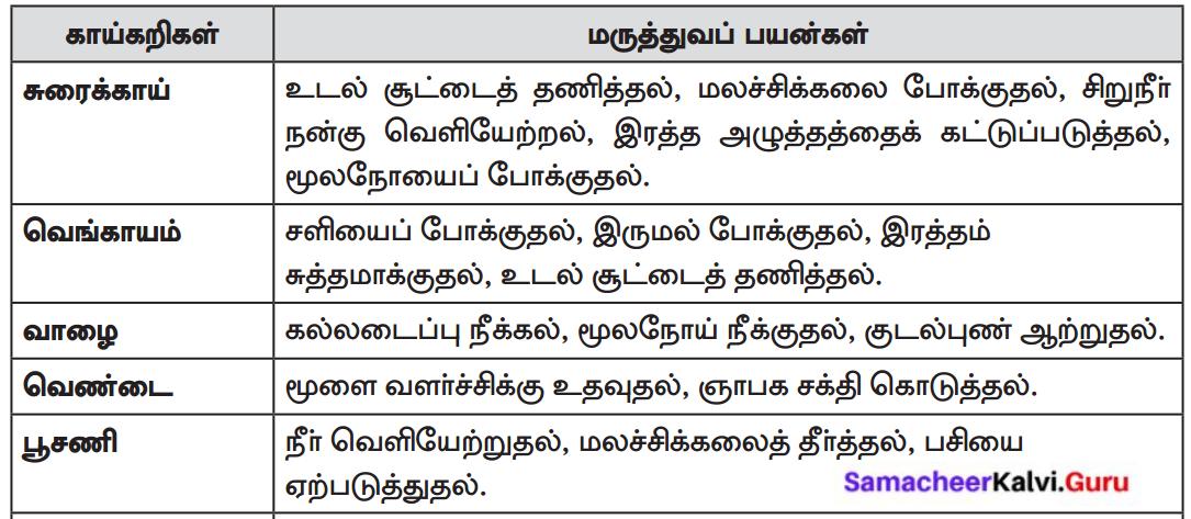 Samacheer Kalvi 8th Tamil Solutions Chapter 3.5 எச்சம் 3