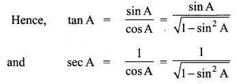 Samacheer Kalvi 10th Maths Solutions Chapter 6 Trigonometry Additional Questions 7