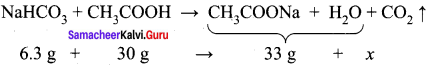 Samacheer Kalvi 11th Chemistry Chapter 1 Solutions Basic Concepts Of Chemistry And Chemical Calculations
