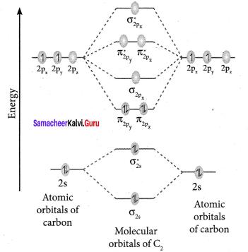 Samacheer Kalvi 11th Chemistry Solutions Chapter 10 Chemical Bonding-150