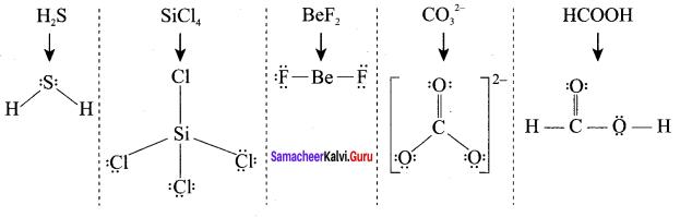 Samacheer Kalvi 11th Chemistry Solutions Chapter 10 Chemical Bonding-154