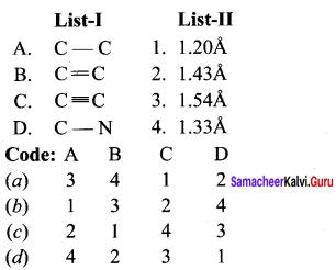 Samacheer Kalvi 11th Chemistry Solutions Chapter 10 Chemical Bonding-77